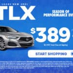 Lease New 2021 TLX $389/month for 36 months - Duluth, GA
