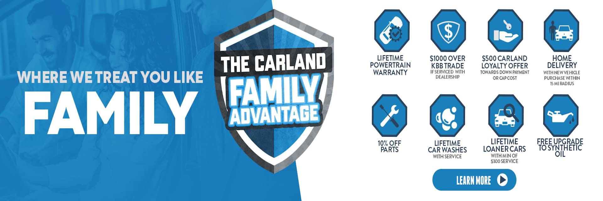 Carland Family Advantage - Duluth, GA