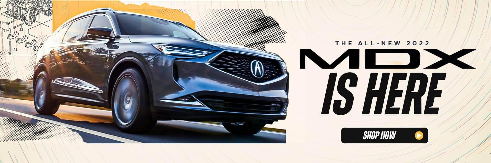 New 2022 Acura MDX Is Here In Duluth GA