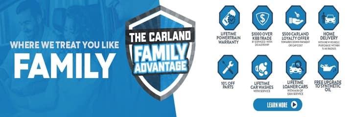 Acura Carland Family Advantage Plan Perks Duluth, GA