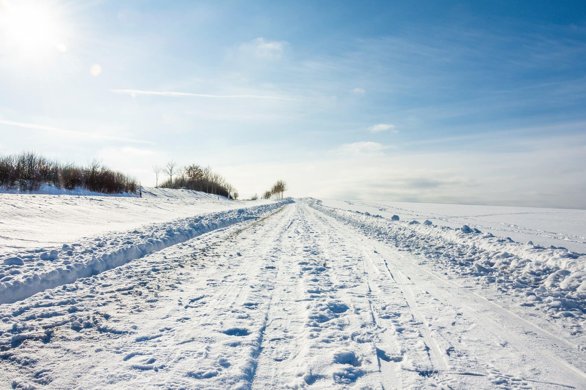 Winter Driving Tips - Duluth, GA