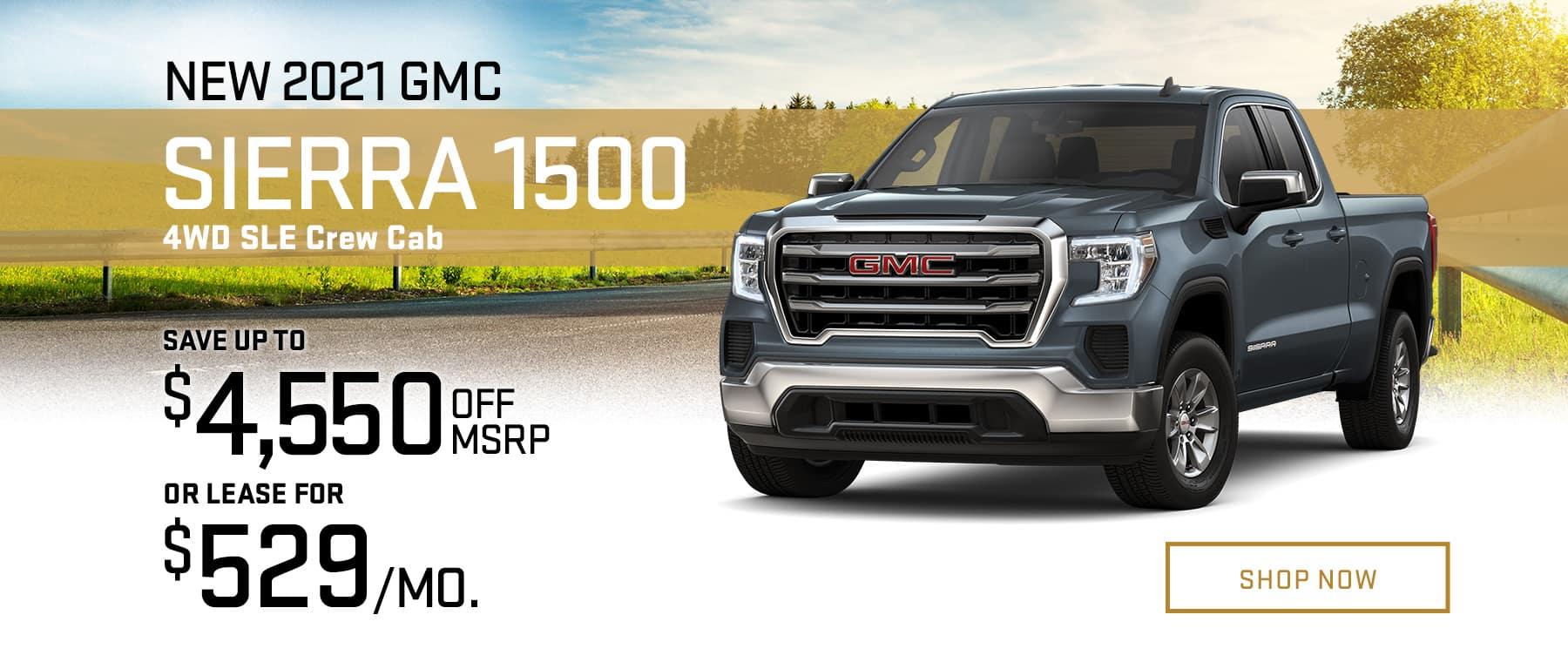BCO-1800×760-New 2021 GMC Sierra 1500 4WD SLE Crew Cab _0621