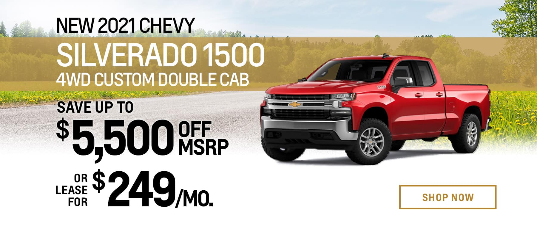 BCO-1800×760-new 2021 CHEVY Silverado 1500 4WD Custom DOUBLE Cab_-0721
