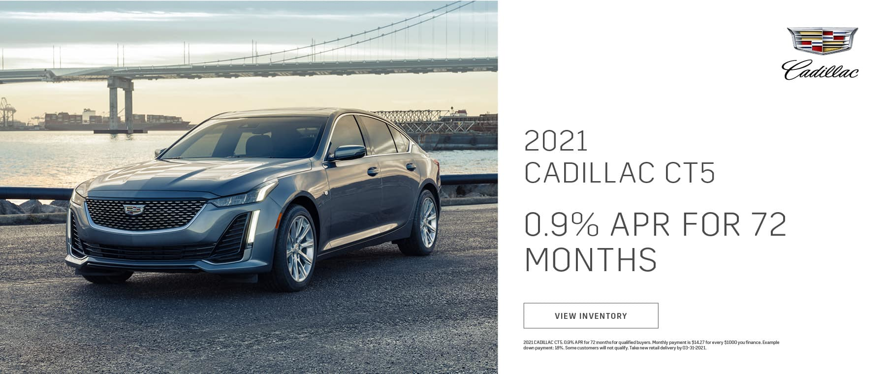 2021 Cadillac CT5   Bert Ogden Cadillac   Mission, TX