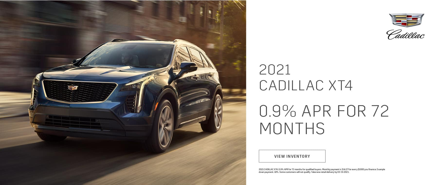 2021 Cadillac XT4   Bert Ogden Cadillac   Mission, TX