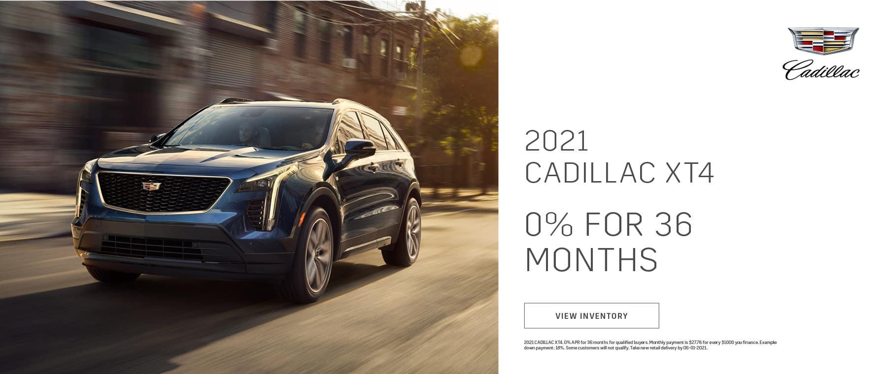 2021 Cadillac XT4 - Bert Ogden Cadillac in Mission, Texas