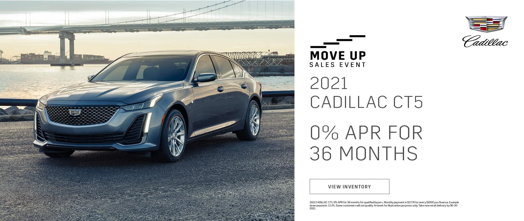 2021 Cadillac CT5 - Move Up Sales Event - Bert Ogden Cadillac in Mission, Texas