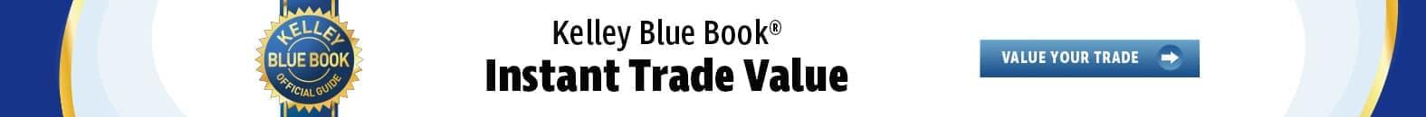 Kelley Blue Book Instant Trade Value - Bert Ogden Cadillac in Mission, Texas