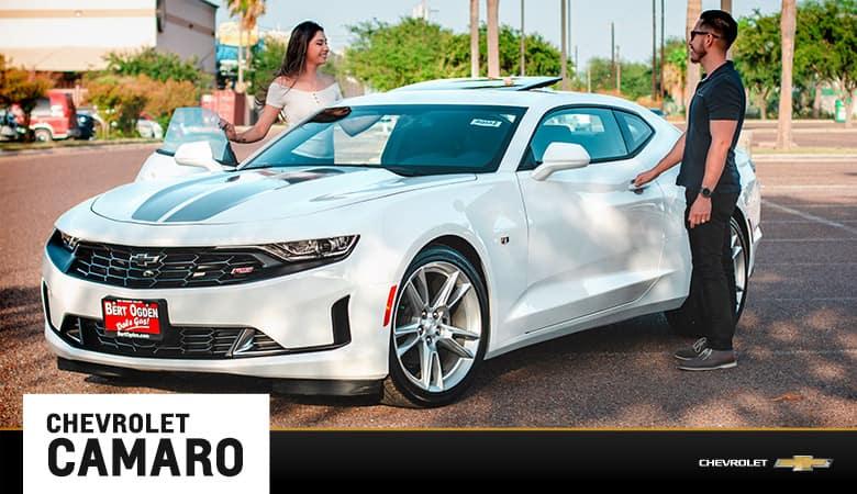 2021 Chevrolet Camaro | Bert Ogden Chevrolet | Mission, TX