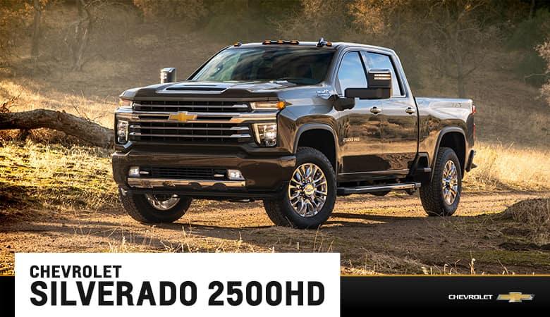 2021 Chevrolet Silverado 2500 HD | Bert Ogden Chevrolet | Mission, TX