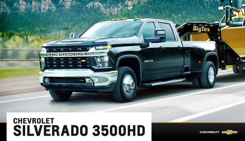 2021 Chevrolet Silverado 3500 HD | Bert Ogden Chevrolet | Mission, TX