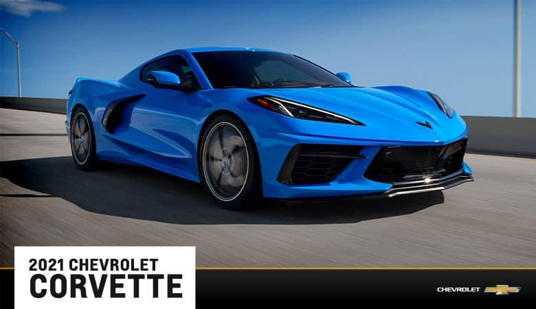 2021 Chevrolet Corvette | Bert Ogden Chevrolet | Mission, TX