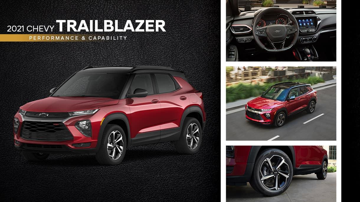 2021 Chevrolet Trailblazer | Bert Ogden Chevrolet | Mission, TX