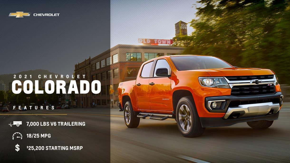 2021 Chevrolet Colorado | Mission, TX