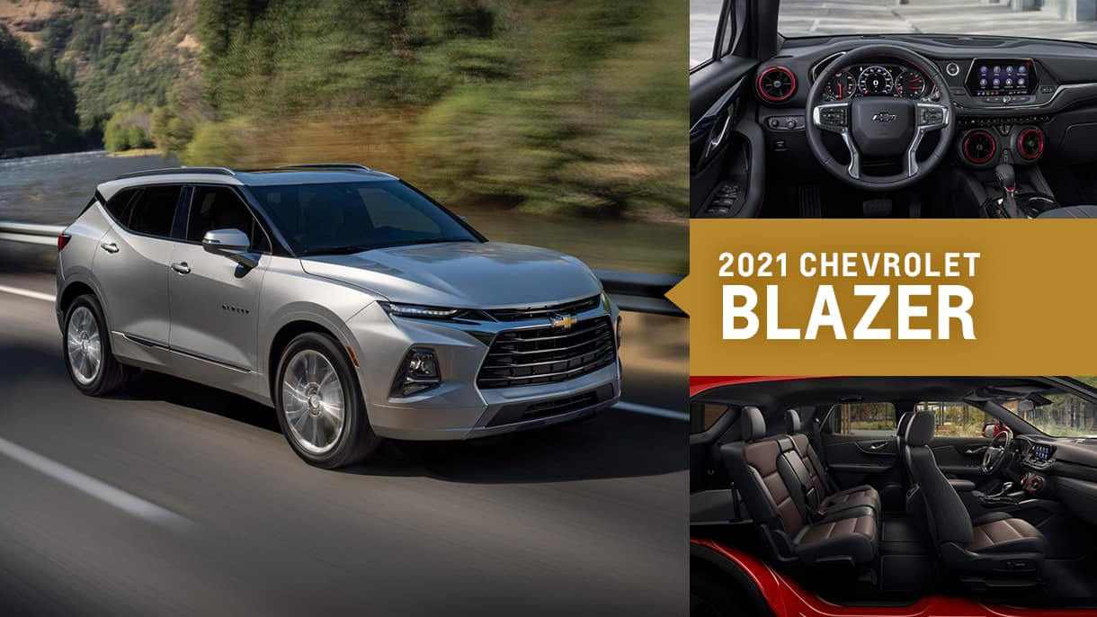 2021 Chevrolet Blazer | Mission, TX
