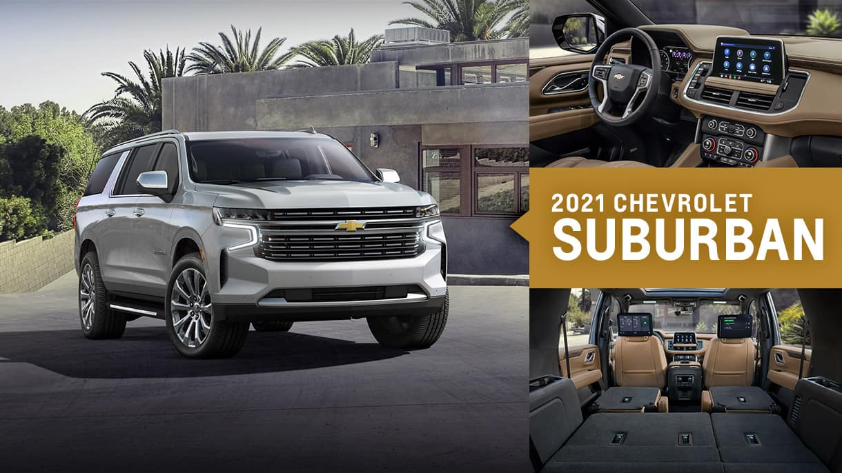 2021 Chevrolet Suburban | Mission, TX