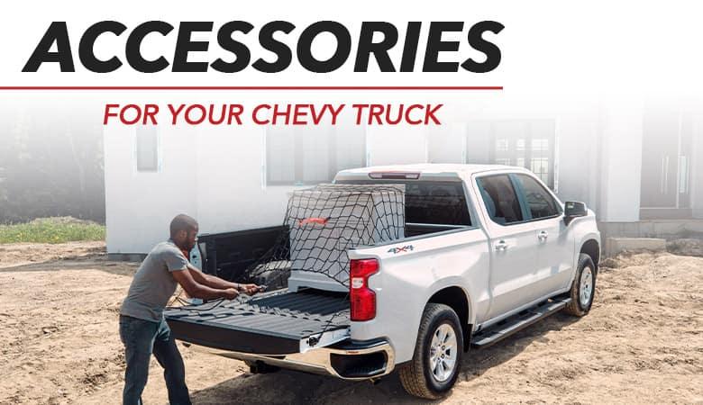 Chevrolet Truck Accessories | Bert Ogden Chevrolet | Mission, TX