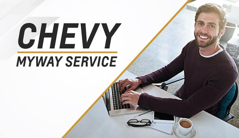 Chevy MyWay Service | Bert Ogden Chevrolet | Mission, TX