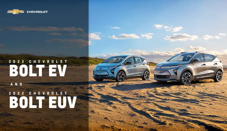 2022 Chevrolet Botl EV and EUV | Bert Ogden Chevrolet | Mission, TX