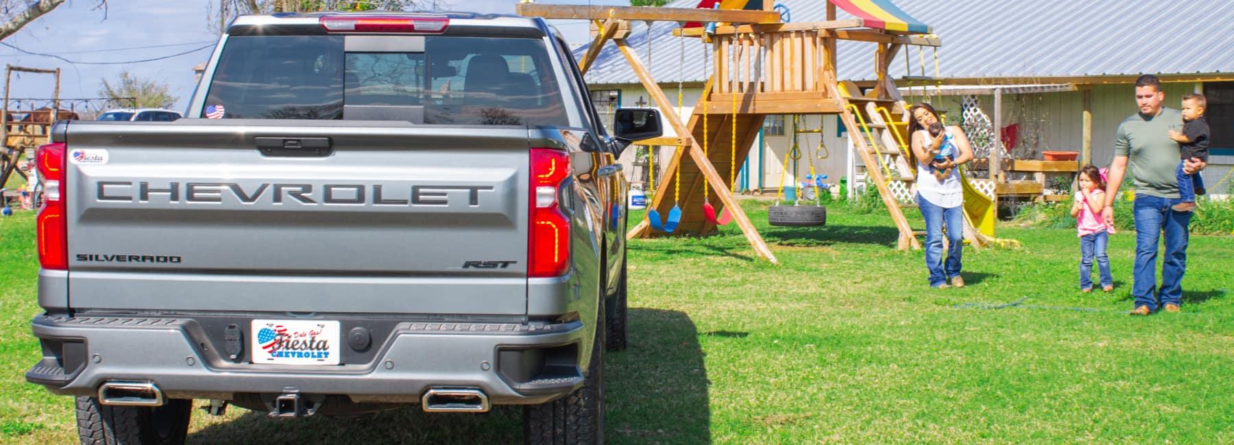 2021 Chevy Silverado 1500 and Family   Mission, TX