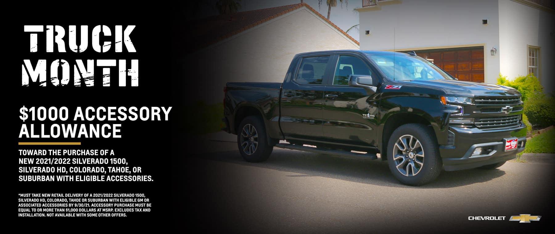 Truck Month | Bert Ogden Chevrolet | Mission, TX