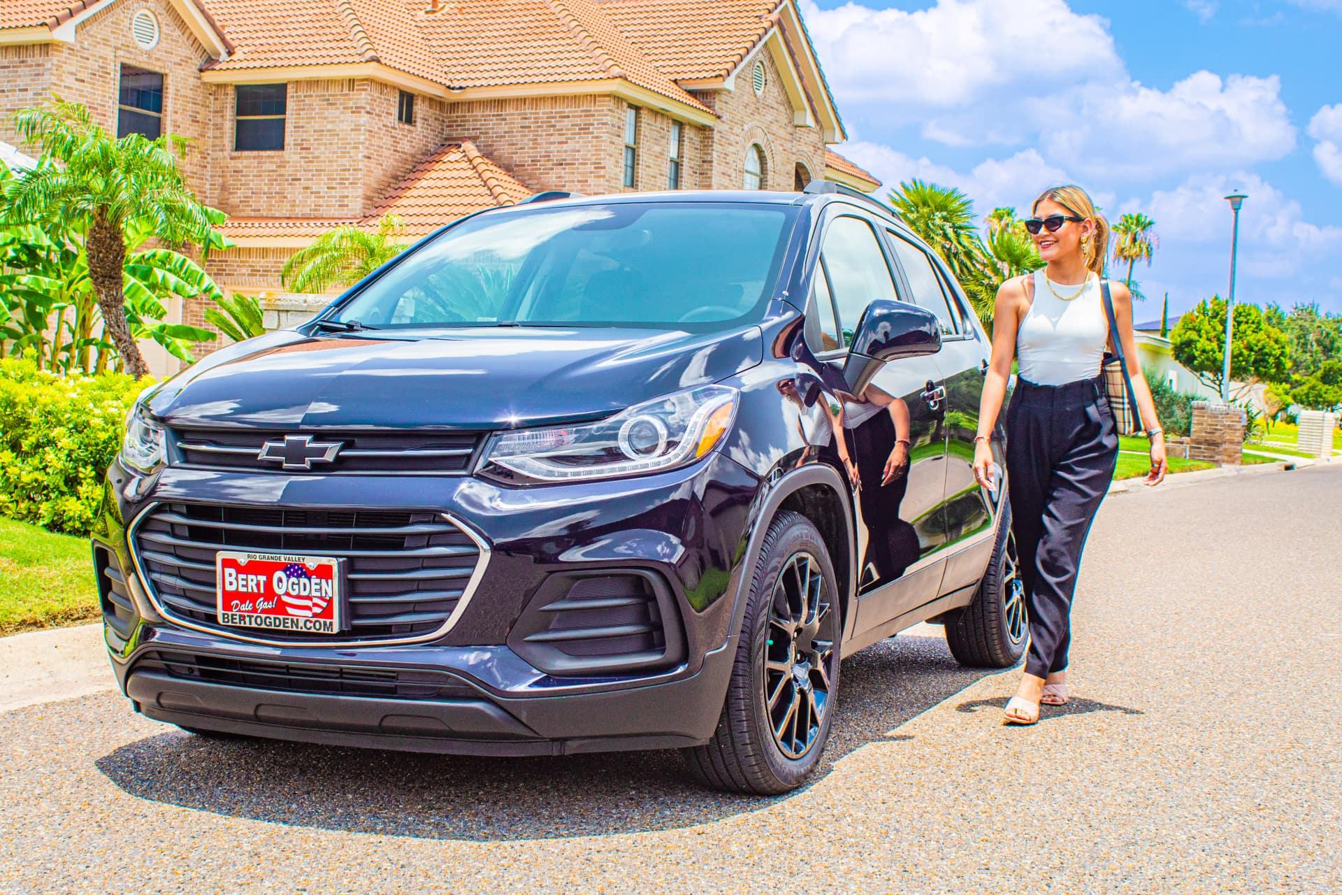 2021 Chevrolet Trax | Bert Ogden Chevrolet | Mission, TX