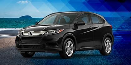 New 2021 Honda HR-V LX 2WD