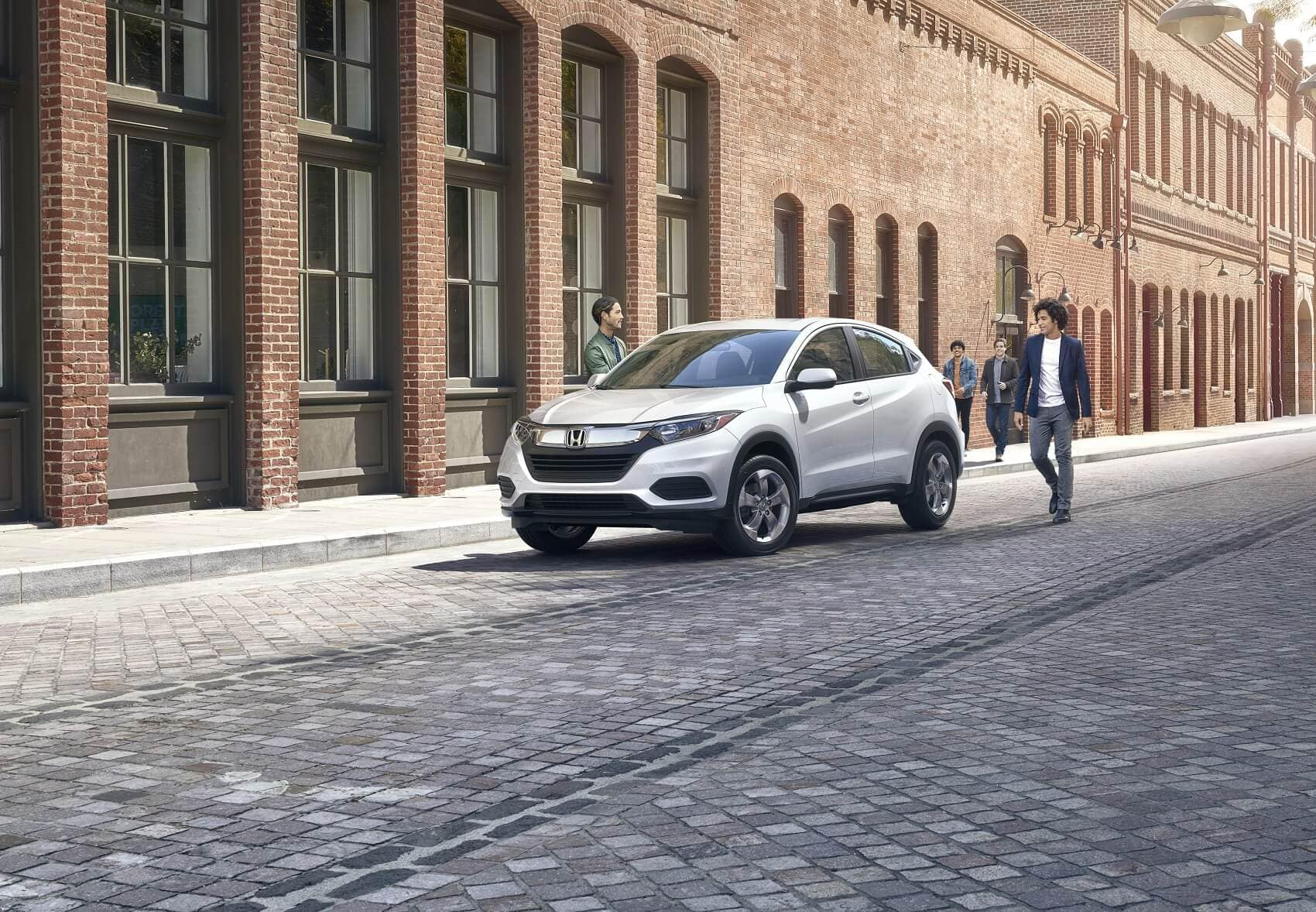 Honda HR-V White
