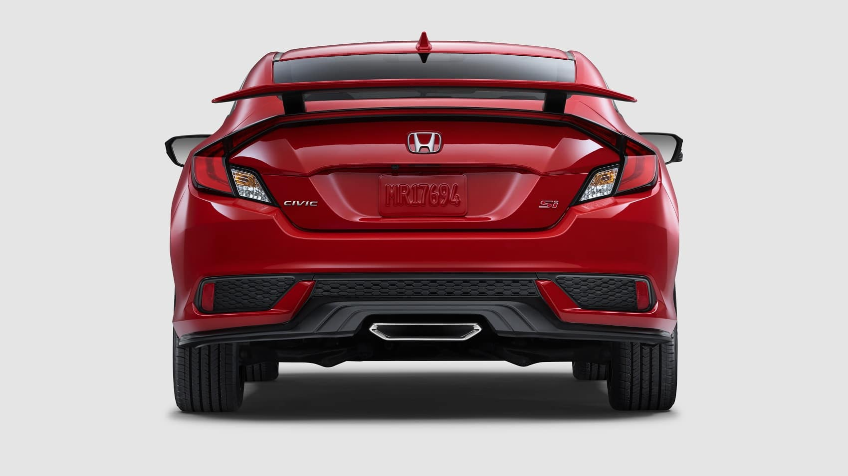 Honda Civic Red