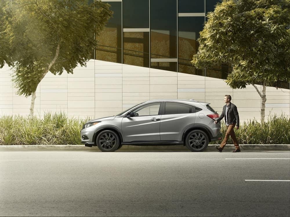 Honda HR-V Parked