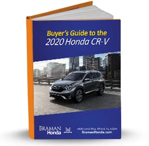 2020 Honda CR-V Buyer's Guide