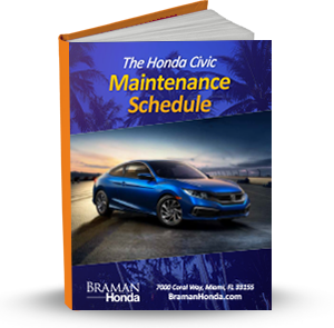 Honda Civic Maintenance Schedule