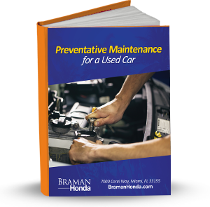 Preventative Maintenance for A Used Car
