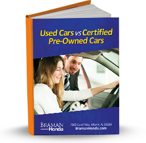 Certified Pre-Owned Cars vs. Used Cars