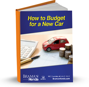How to Budget for a New Car eBook