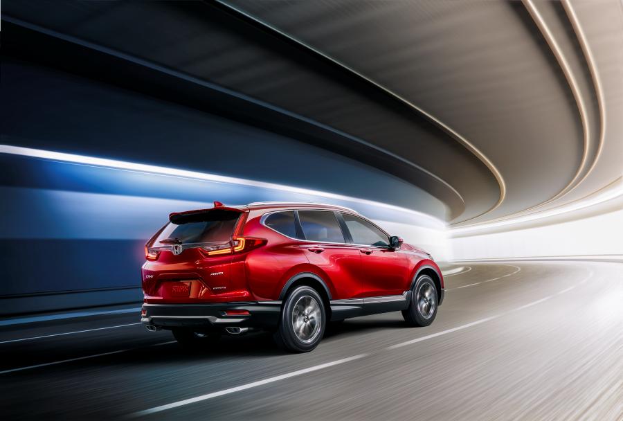 2020 Honda CR-V Performance