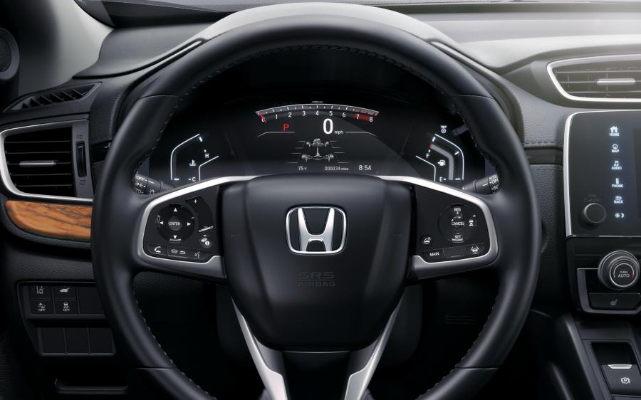 Honda CR-V Interior