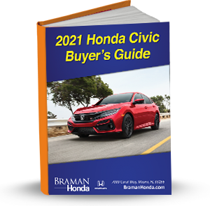 2021 Honda Civic Buyer's Guide eBook