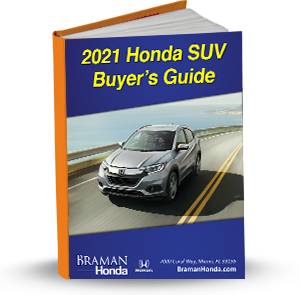 2021 Honda SUV Buyer's Guide