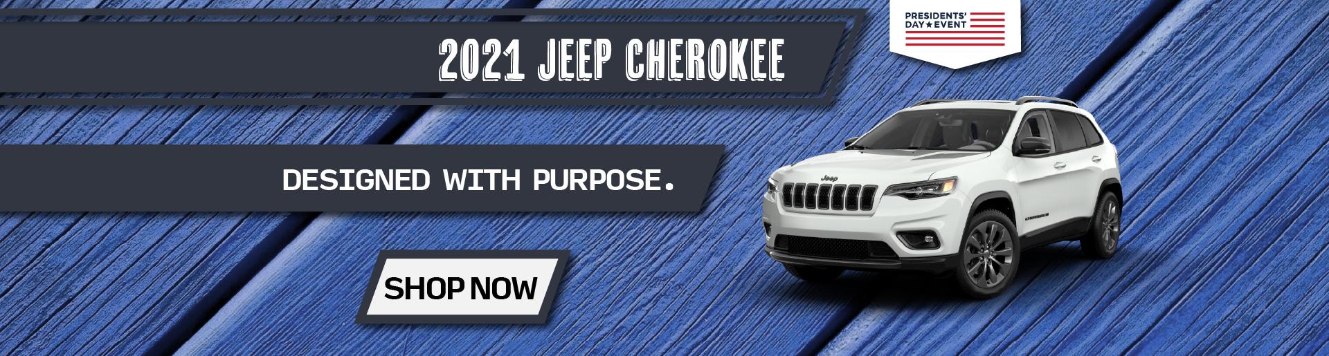 Febuary Jeep Generic