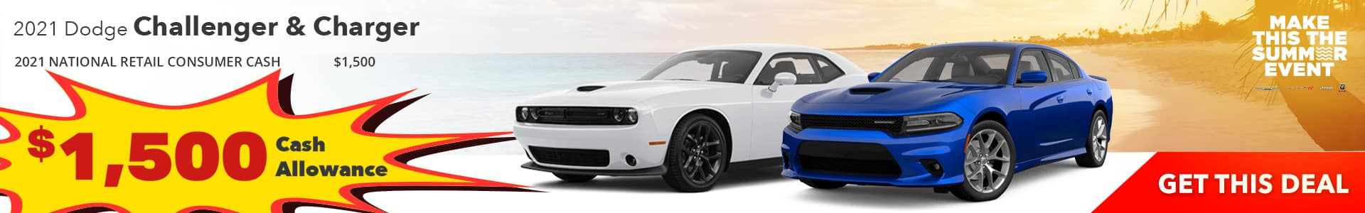 SRP-Challenger and Charger
