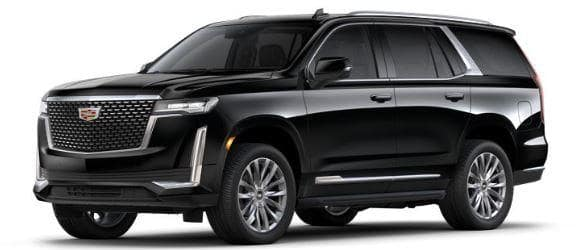 2021 Escalade - Black - Exterior Design