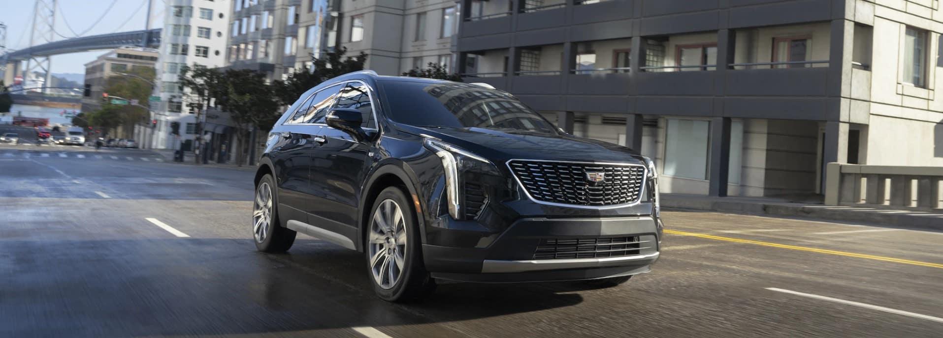 2021 Cadillac XT4 Exterior Design