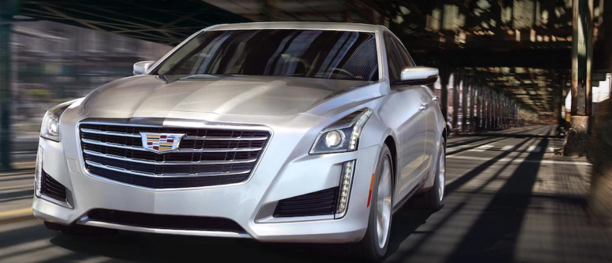 2020 Cadillac Sedan