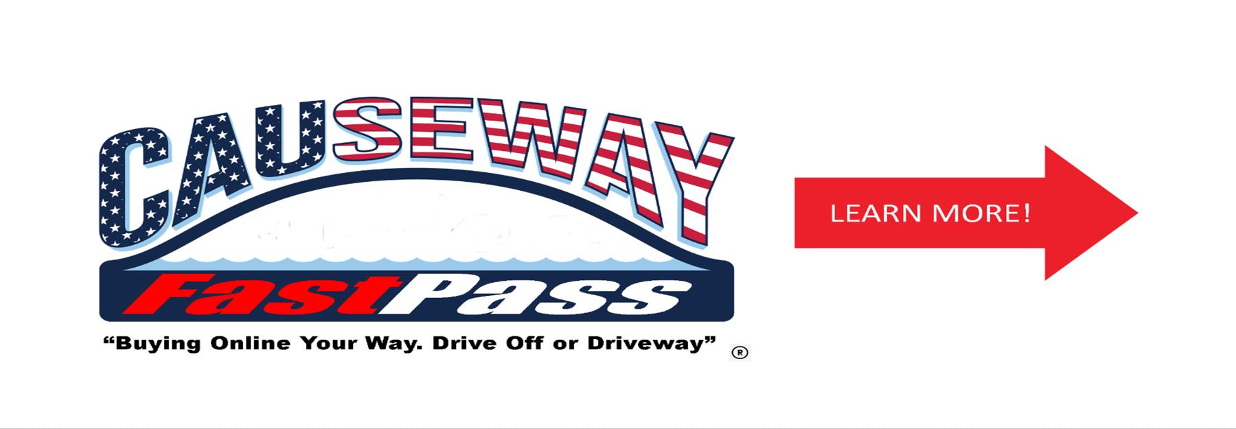 Causeway Nissan Fastpass