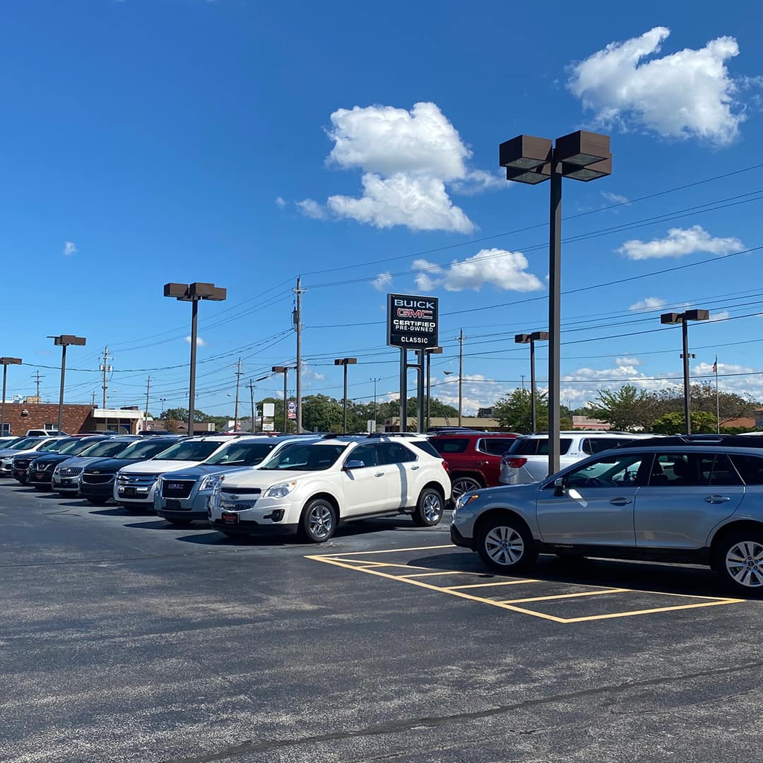 Used Car Lot in Painesville, OH