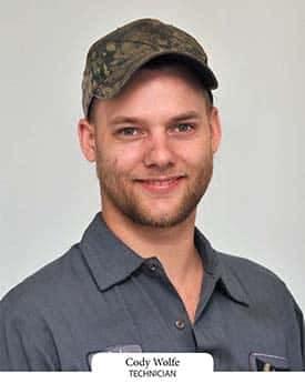 Cody Wolfe