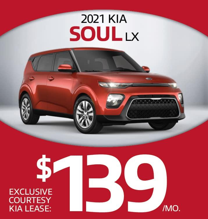Soul $139/mo.