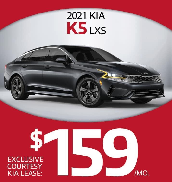 K5 $159/mo.