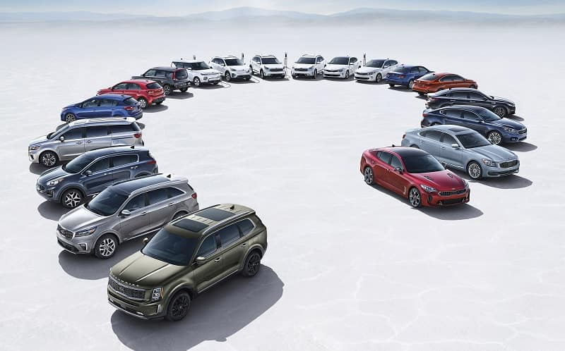 Kia Certified Pre-Owned Benefits